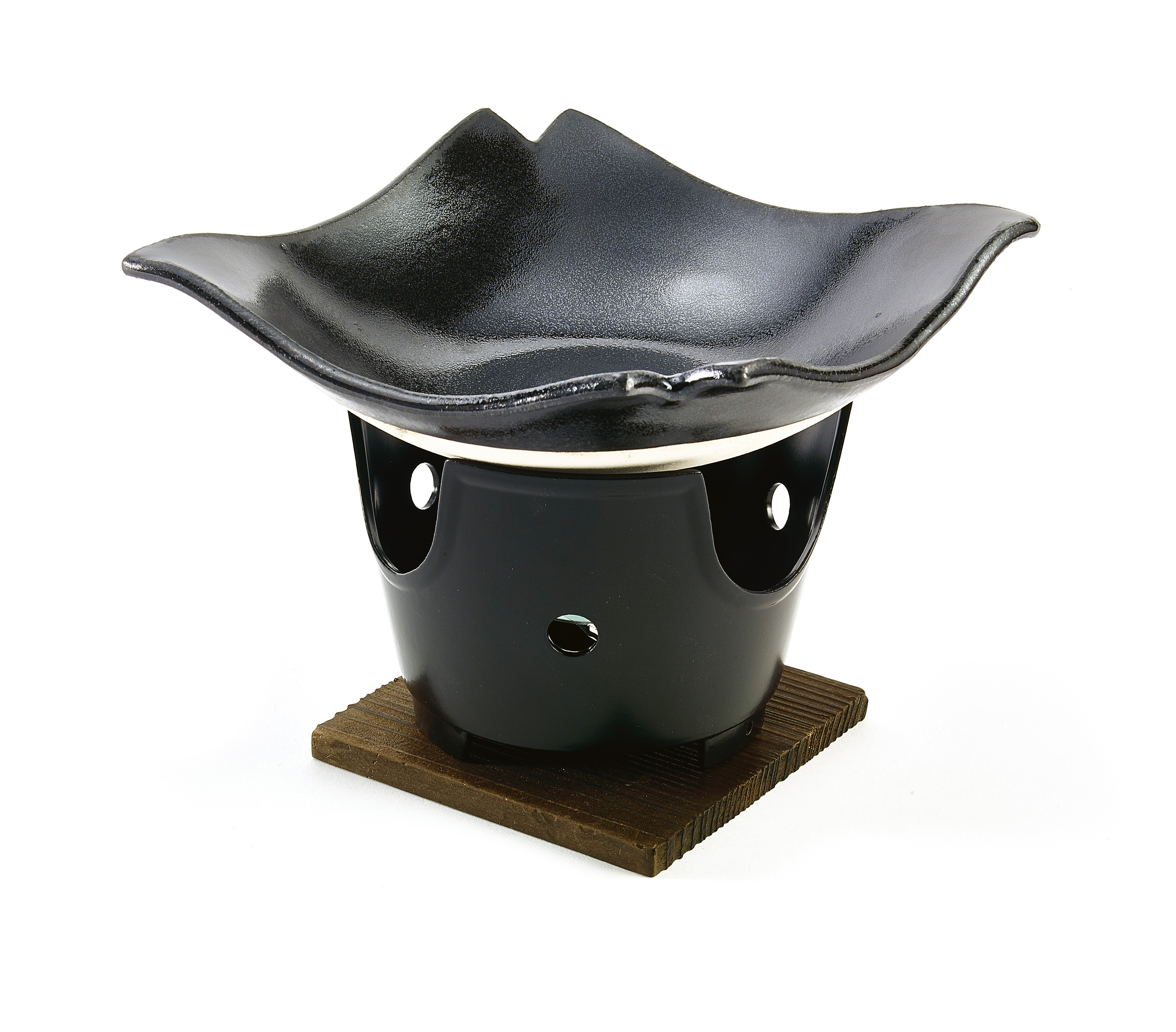 直火用耐熱瓦 卓上コンロ小鍋用