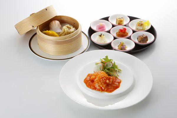 中国料理「星ヶ岡」日本の味覚~山陰浜田フェア~ランチお食事プラン(2名様)