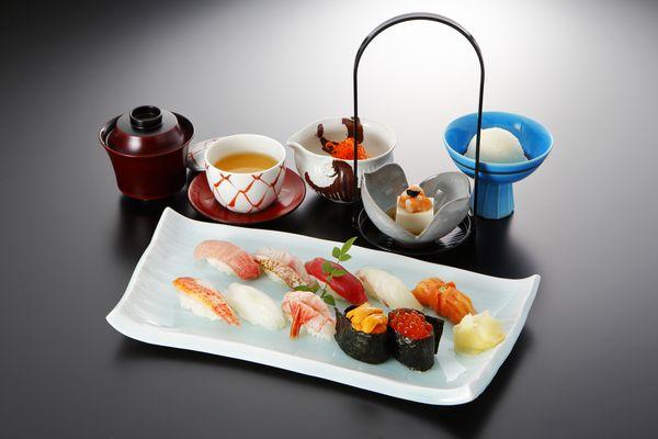 日本料理「水簾」日本の味覚~山陰浜田フェア~ランチお食事プラン(2名様)