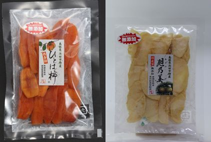 【10月下旬~11月15日お届け】梨と西条柿とドライフルーツ詰合せセット