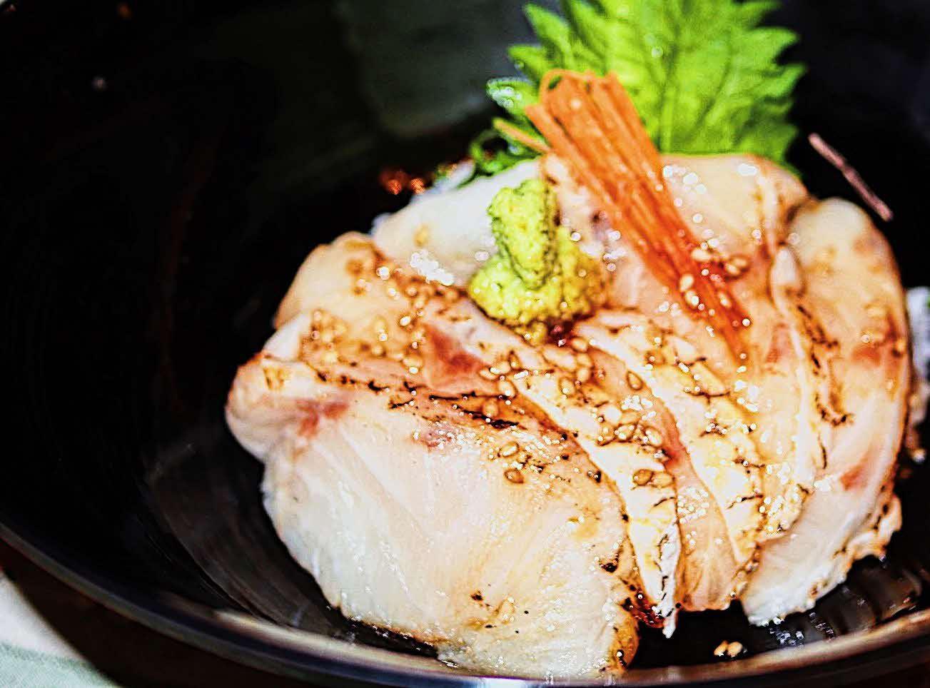 のどぐろ炙り丼2人前 シーライフx老舗料亭がつくる日本海のご当地どんぶり