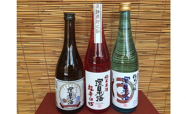 山陰浜田の地酒「環日本海」を季節ごとに楽しむセット(年4回発送)