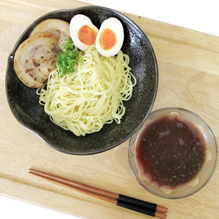 浜田自慢 バトウ(マトウダイ)の醤油つけめん 2食×5袋(10食分)